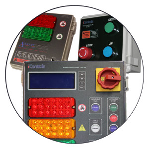 Control Panels for Loading Docks