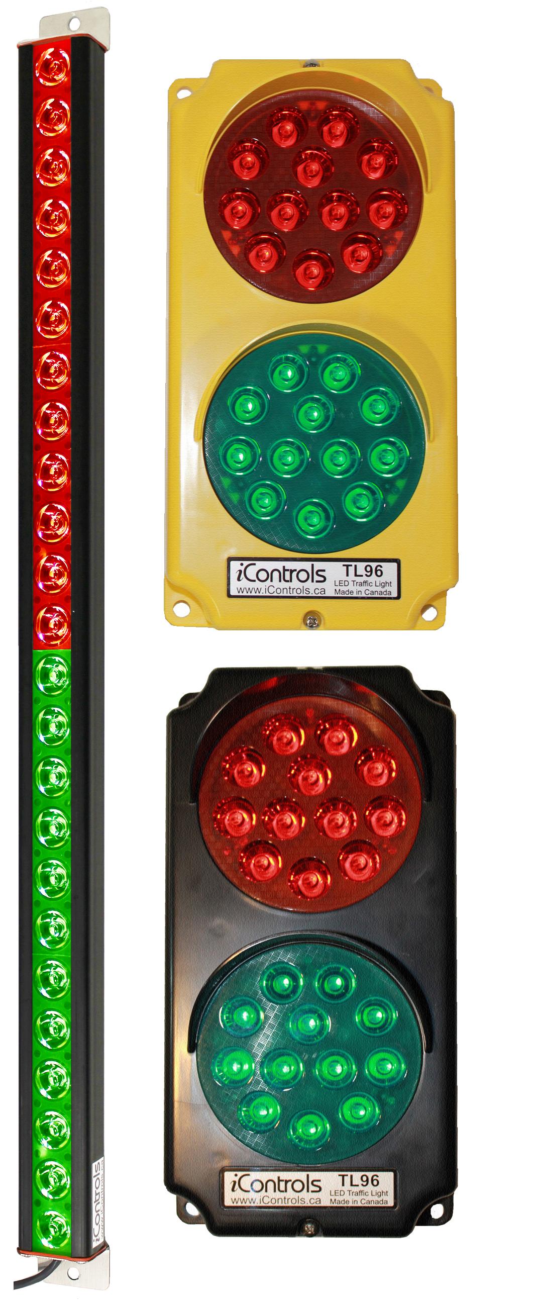 LED Stop & Go Lights